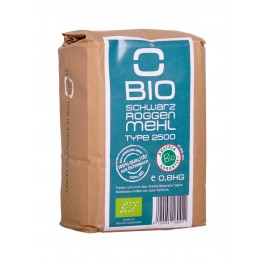 Bio Roggenmehl Type 2500