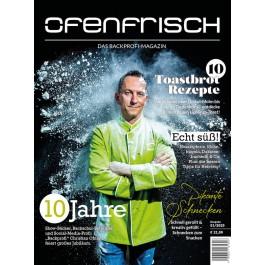 OFENFRISCH- Das Backprofi Magazin