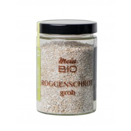 Bio Roggenschrot grob