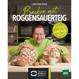 Backen mit Roggensauerteig Buchcover