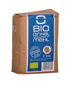 Bio Dinkelvollkornmehl 1kg