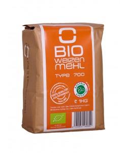 Bio Weizenmehl 700 1kg