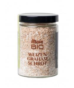 Bio Weizengrahamschrot